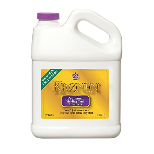 Kronen KHT002-S Slant Handle Holding Tank Treatment - 64 oz. ()