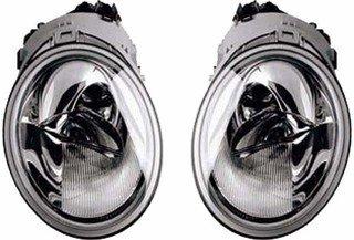 03 vw beetle headlight assembly - 7