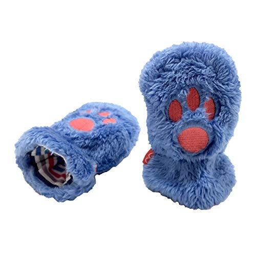 Magnetic Me So Soft Minky Fleece Magnetic Baby - Stretch Fleece Mittens