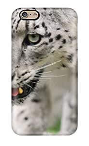 Top Quality Protection Snow Leopard Pictures Case Cover For Iphone 6