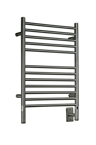 Amba Electric Wall Mount Jeeves E Straight Towel Warmers Brushed