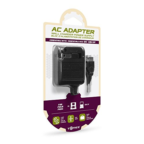 Tomee AC Adapter for DS/ GBA SP