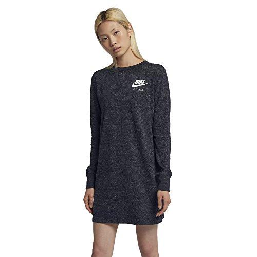 Nike Damen Gym Vantage Kleid Black/Sail