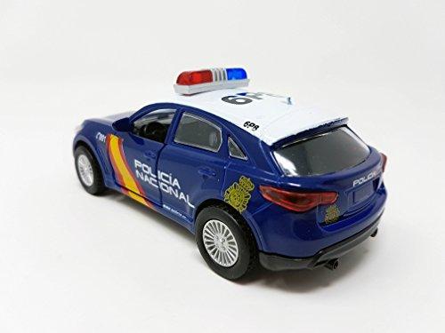 PLAYJOCS Coche Policía Nacional GT-0233 8