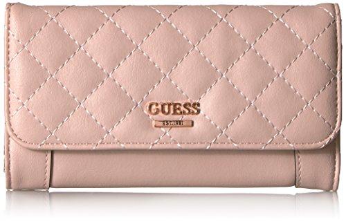 Huntley Blush Slim Clutch Wallet, Blush, One Size