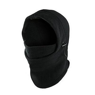 Fashion Winter Face Hat Fleece Hood Ski Mask Warm Helmet