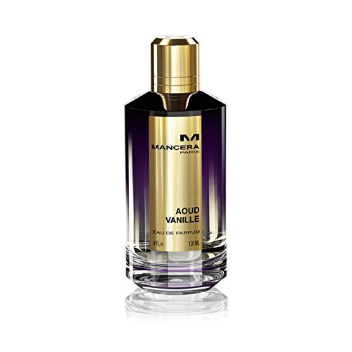 MANCERA Aoud Vanille Eau De Parfum Spray, 4 fl. oz.