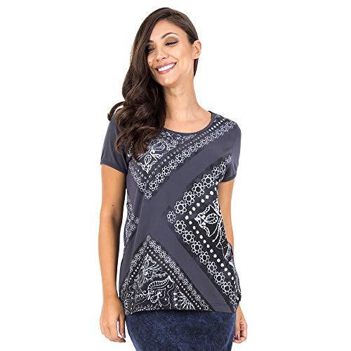 Camiseta Blu - Azul Marinho - Tamanho M
