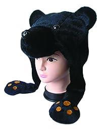 Bear Head Hat Adult