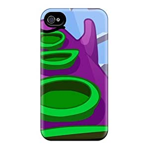 Hot Hard shell Covers For Iphone 5/5S Case Cover over 6 Cases Covers Skin - Jelly Monster