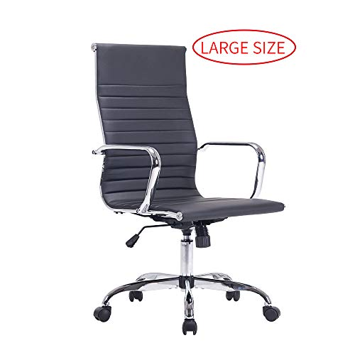 Sidanli Conference Room Chairs Black Office Chairs – High Back Desk Chair