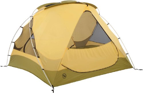 Big Agnes Mad House 4 3-Season Camping Tent, Outdoor Stuffs