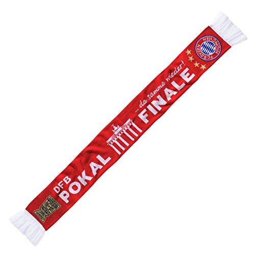 FC Bayern München Schal Pokalfinale 2016