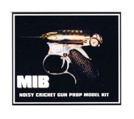 Amazoncom Men In Black Noisy Cricket Prop Model Kit