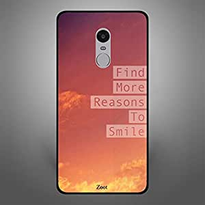 Xiaomi Redmi Note 4 Find More Reasons to Smile