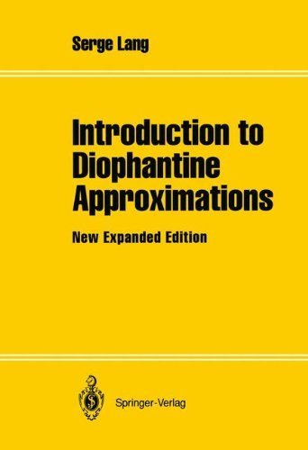Download Introduction to Diophantine Approximations (Springer Books on Elementary Mathematics) Pdf