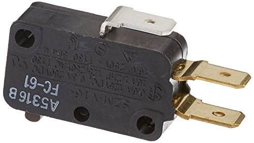 Price comparison product image Edgewater Parts W10727360 Three Terminal Microwave Door Switch,  Compatible with Whirlpool,  Maytag,  Amana,  KitchenAid,  Jenn-Air,  and Estate