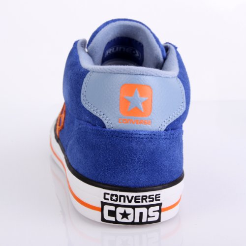 a408916a2f44 Converse Rune Pro II Mid Sue Midnight Lake 46  Amazon.co.uk  Shoes   Bags