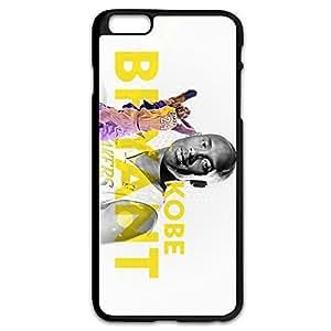 Keke Customize Funny Plastic Case Kobe Bryant For IPhone 6 Plus (5.5 Inch)