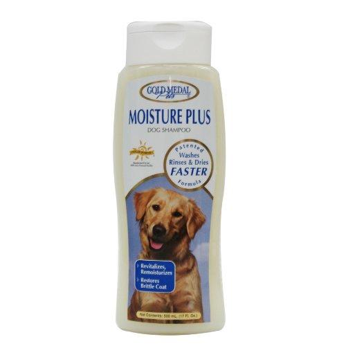 Cardinal Laboratories Gold Medal Moisture Plus Shampoo 17oz, My Pet Supplies