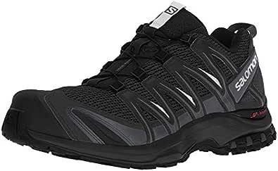 Salomon Men's Trail Running Shoes, XA Pro 3D, Black/Magnet/Quiet Shade, Size: 8 US