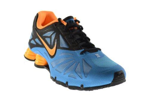 quality design d1981 1d7cf Nike Shox Turbo 14 Men s Shoes Vivid Blue Atomic Mango-Black 631760-400