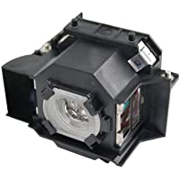 Projector Lamp for Epson Powerlite 82C 170-Watt 2000-Hrs UHE