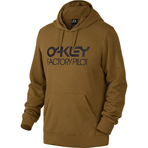 Oakley Men's DWR Factory Pilot Hoody,Large,Burnished (Oakley Piloten)