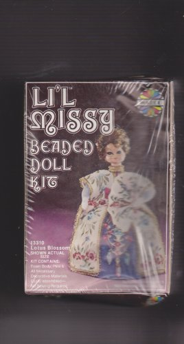 Li'l Missy Beaded Doll Kit #13310 by Walco (Image #1)