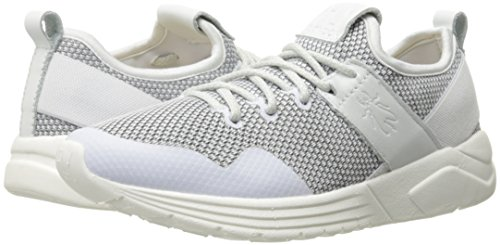 Fly 004 para White London Salo825fly Off Blanco Mujer Zapatillas UqUxFw1r