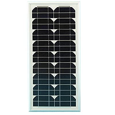 Apollo AP212 20 Watt Solar Panel & Mounting Bracket