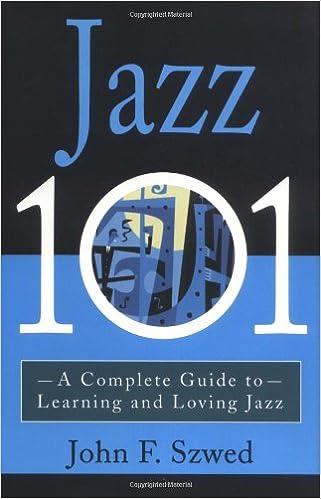 Image result for szwed jazz 101