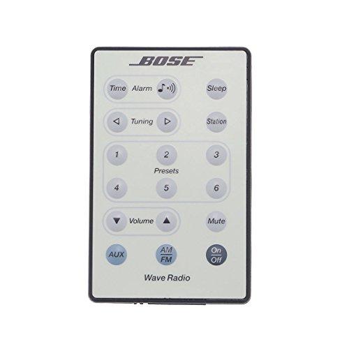 Bose Radio Remote Control White