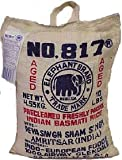 817 Elephant Pure Indian Basmati Rice 10 Lbs