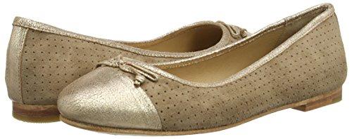 taupe Shoes Mujer Bailarinas Grau Gris Marc combi 261 Bea YqwfZOd
