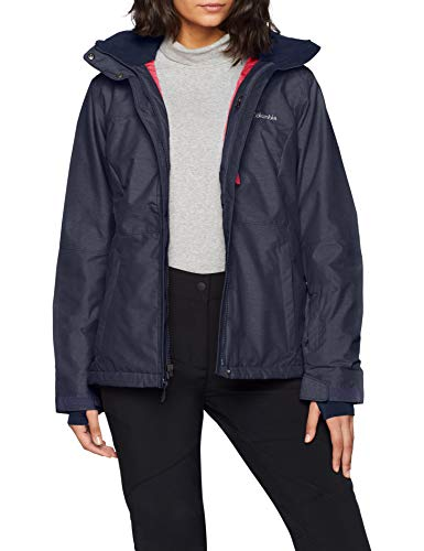 Columbia Alpine Action Oh Jacket, Small, Nocturnal (Women Ski Jacket Columbia)
