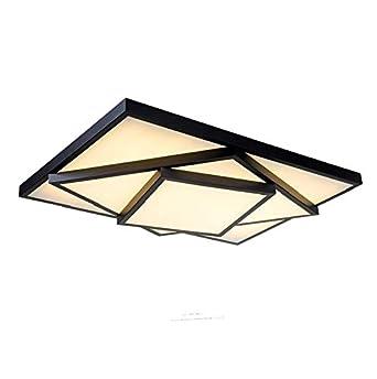 Style Home 48w Led Deckenlampe Deckenleuchte Voll Dimmbar Mit