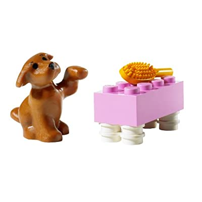 Lego Belville Playful Puppy: Toys & Games