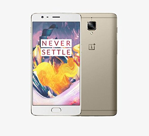 Price comparison product image OnePlus 3T,  RAM 6GB+ROM 64GB 4G FDD-LTE 5.5 inch Android 6.0 Smart Phone Qualcomm Snapdragon 821 Quad Core 2.35GHz 16.0MP Gold