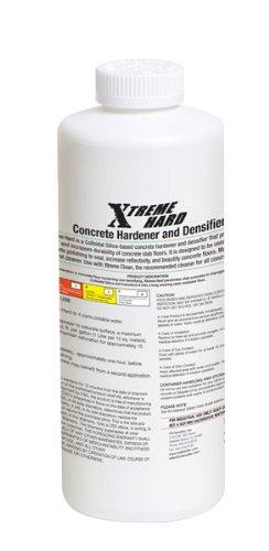 Xtreme Hard Collidal Silica Concrete Densifier Hardener Concentrate (32oz)  Makes 1 Gallon