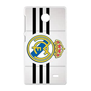 The Real Madrid Club Cell Phone Case for Nokia Lumia X