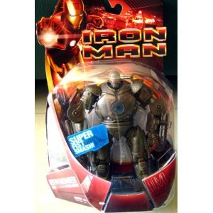 Iron Man 7.5 inch figure - Iron Monger - Tony Stark Iron