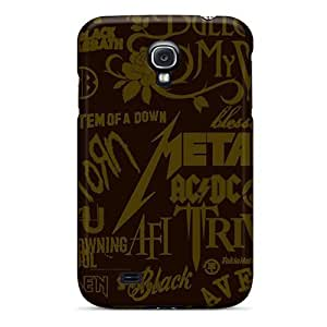 For MeSusges Protective Case, High Quality Ipod Touch 4 Rock N Roll Skin Case Cover