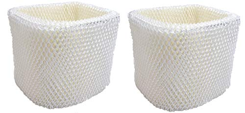 2 Pack Air Filter Factory Compatible Replacement For Sunbeam SCM3501, SCM3502, SCM3609, SCM3656, SCM3657 Humidifier Filter