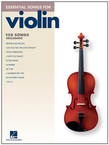 Essential Songs for Violin