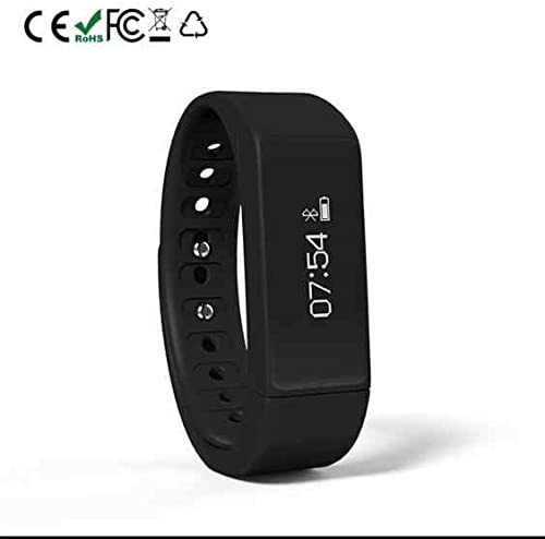 SaWaDiKa Smart Bluetooth Sport ruunning Armband, Fitness Tracker, Wristband, Smart Pulsera Wrist Band Bluetooth Deporte Fitness Armband, Herzfrequenz – Fitness Armband, 0.04, Color color1771: Amazon.es: Electrónica
