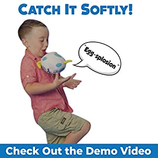 """Egg Toss, Hilarious Game For Kids That Will """"Crack"""" You Up"""