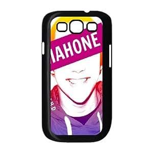 Austin Mahone Poster Samsung Galaxy S3 Case, Girl Case Samsung Galaxy S3 Case I9300 Design Fashion Stevebrown5v {Black}
