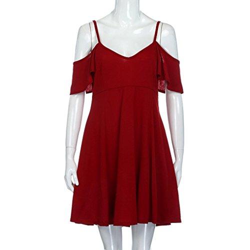 a6a29d7ac vestidos verano mujer baratos casual 2017 Switchali moda vestidos de fiesta  para bodas cortos elegantes mujer ...