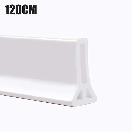 Sello de gabinetes de Ducha Premium para Puerta de Vidrio o Espesor Sello de Ducha Repelente al Agua con Labios de Goma Dispuestos de Manera óptima para mampara de Ducha: Amazon.es: Hogar